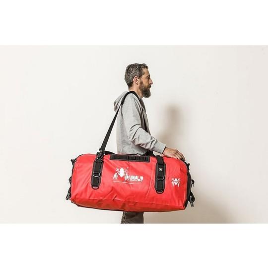 Borsone da Viaggio Amphibious Cargo Rosso 100Lt