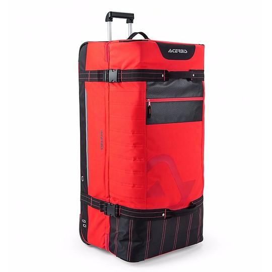 Borsone Tecnico Acerbis X Moto Bag 190 lt Rosso