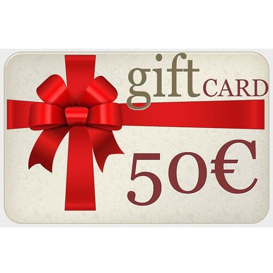 Buono Regalo Per Aquisto DA 50 Euro