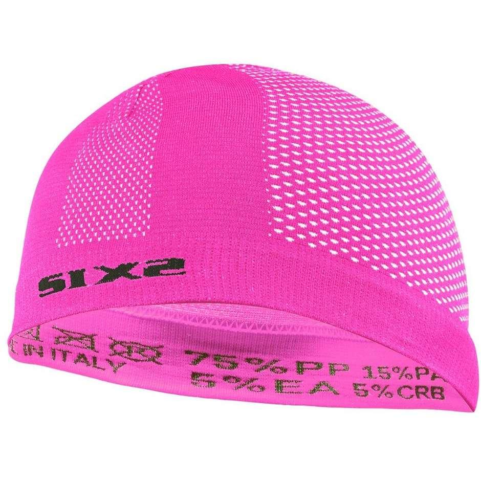 Calotta sottocasco Sixs color Rosa