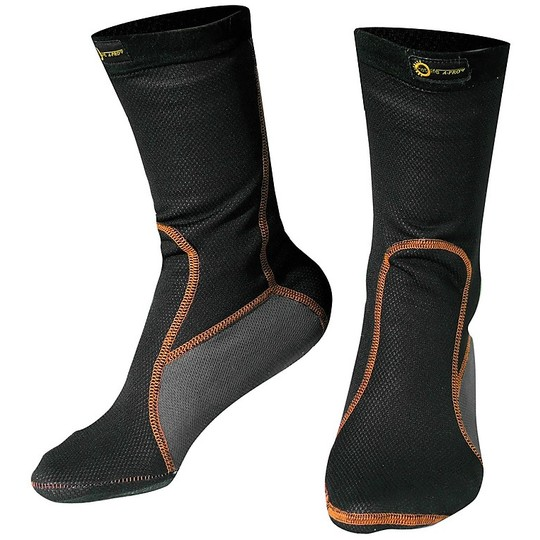 Calzini Termici Antivento A-Pro THERMO SOCK Nero
