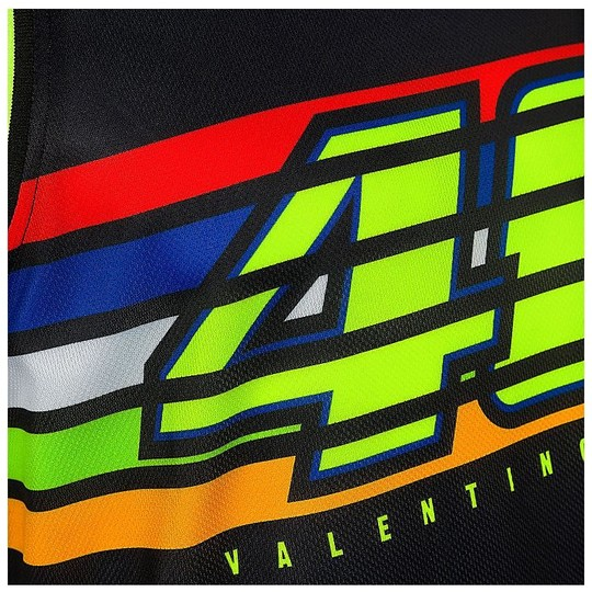 Canotta Vr46 Classic Collection 46 Stripes