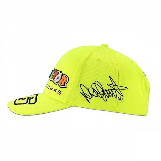 Cappellino VR46 The Doctor 46