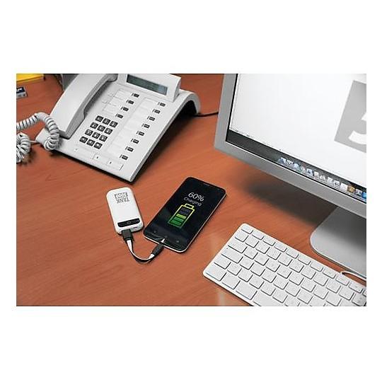 Caricabatterie USB Portatile per Smartphone Lampa 38821 Tank 5000
