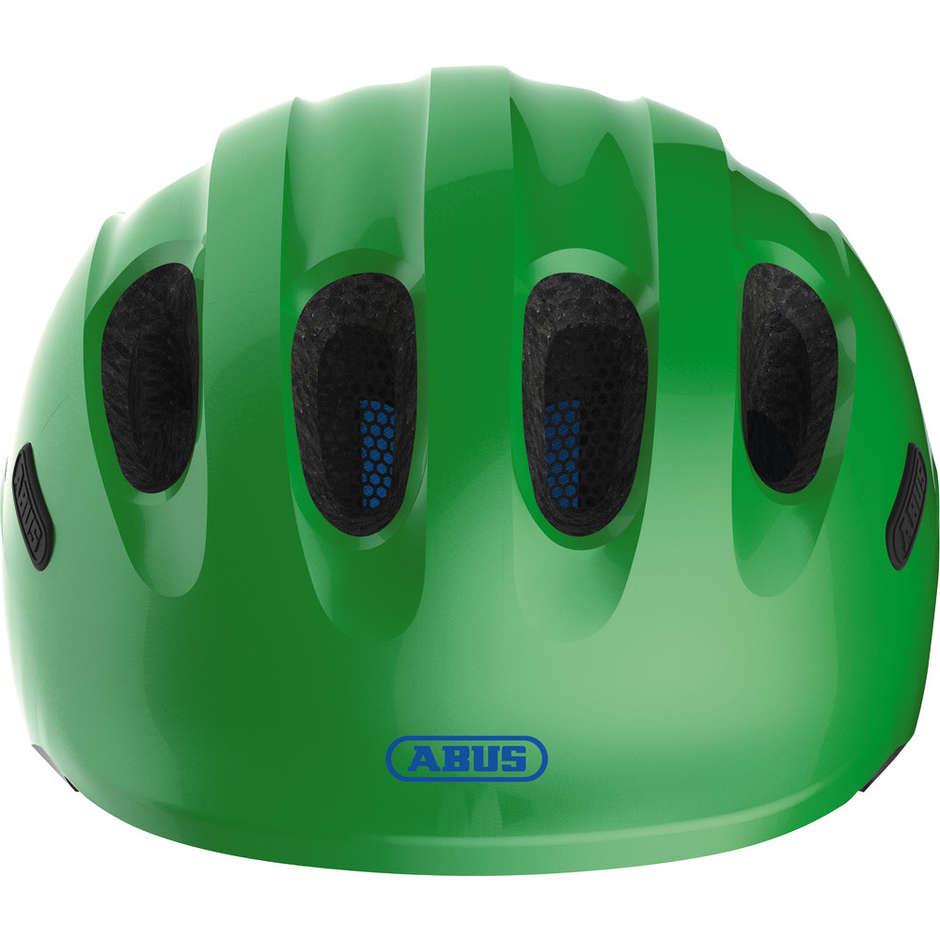Casco Bici Abus da Bambino smiley 2.1 Verde