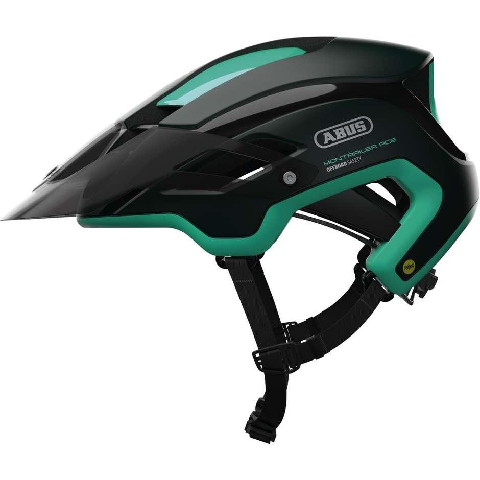 Casco Bici Abus Mtb eBike Montrailer Ace Mips Verde