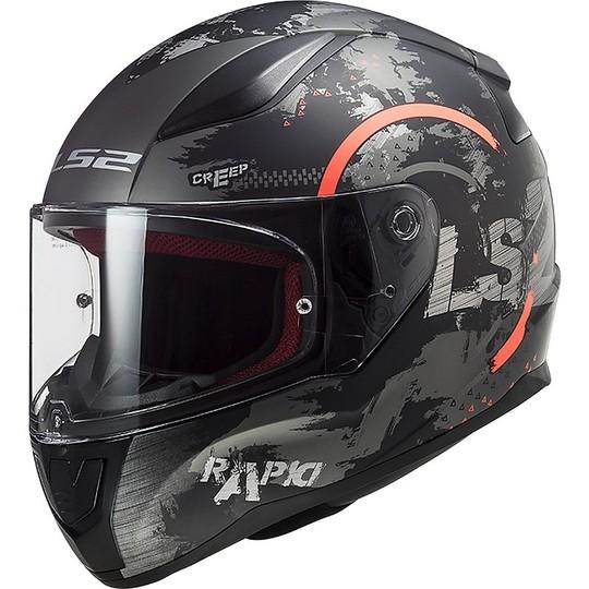Ls2 VISIERA trasparente antigraffio Pinlock predisposto per casco ff320