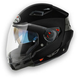 Casco moto Apribile crossover Airoh Executive Color Nero Metal Airoh