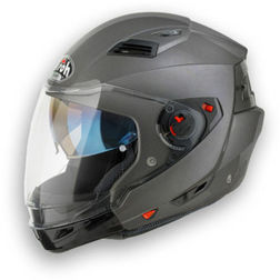 Casco moto Apribile crossover Airoh Executive Color Silver Airoh