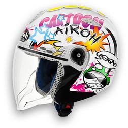 Casco moto bambino Airoh Mr Jet Cartoon Airoh