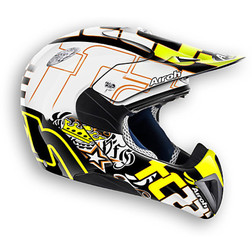 Casco moto cross bambino Airoh Mr Cross TC14 Airoh