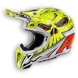 Casco moto Cross Enduro Airoh Aviator 2.1 222 Eye Airoh