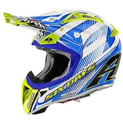 Casco moto Cross Enduro Airoh Aviator 2.1 222 Six Days Airoh