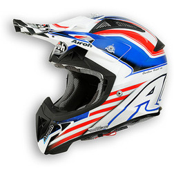 Casco moto Cross Enduro Airoh Aviator 2.1 Captain Airoh