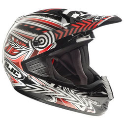 Casco Moto Cross Enduro HJC CSMX Charge MC1 Hjc