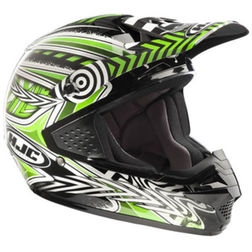 Casco Moto Cross Enduro HJC CSMX Charge MC4 Hjc