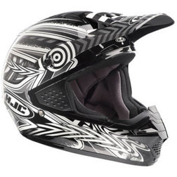 Casco Moto Cross Enduro HJC CSMX Charge MC5 Hjc