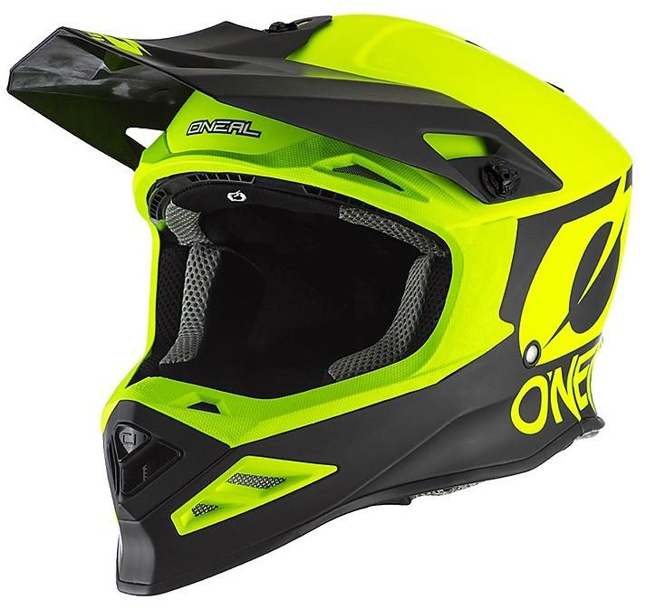 Oneal Element Guanti Motocross Giallo//Nero 8
