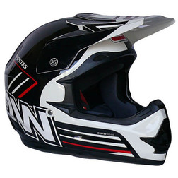 Casco Moto Cross Enduro O'Show Evolution Opposite In Fibra Leggerissimo Fm racing