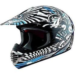 Casco Moto Cross Enduro Vemar Modello Xp8 307 Fantastico Vemar