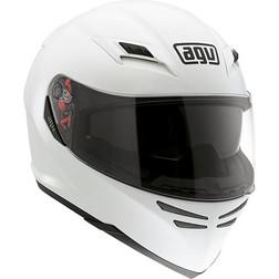 Casco Moto Integrale AGV Horizon Mono Bianco Lucido Agv
