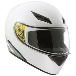 Casco Moto Integrale Diesel Full-Jack Mono Bianco-Grigio Agv