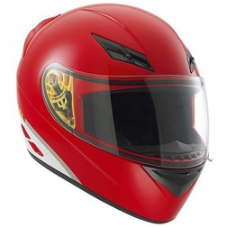 Casco Moto Integrale Diesel Full-Jack Mono Rosso Agv