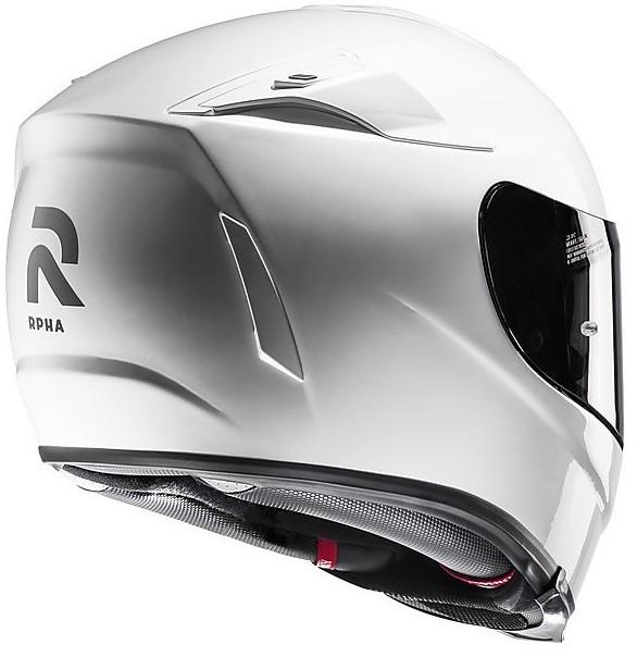 Casco moto HJC RPHA 70 DEBBY MC2SF Bianco//Grigio//Blu XL