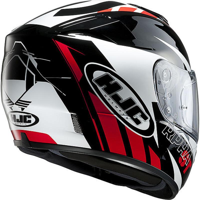 casco moto integrale hjc rpha st doppia visiera rugal mc1 abbigliamento moto e accessori moto. Black Bedroom Furniture Sets. Home Design Ideas