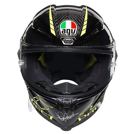 Vemar Guanti Moto Professionali in Pelle Motocross Racing Pista protezione Carbonio L, Bianco