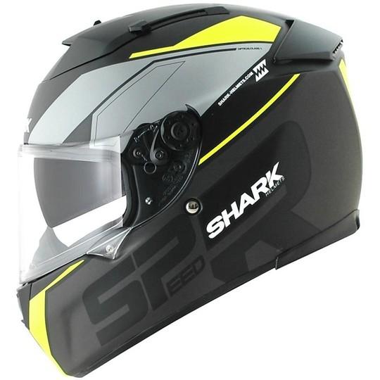 VISIERA PER CASCO SHARK RACE-R//RACE-R PRO//SPEED-R argento a specchio
