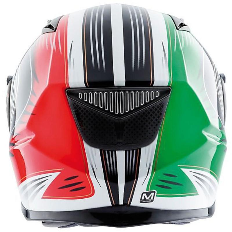 Casco Moto Integrale Vemar Geo Pro In Fibra Carbotech