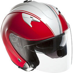 Casco Moto Jet HJC IS33 Doppia MK II MC1 Hjc