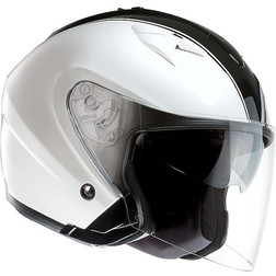Casco Moto Jet HJC IS33 Doppia MK II MC5F Hjc