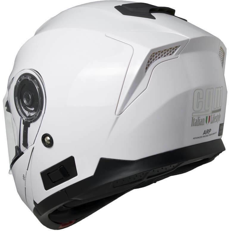 Casco Moto Modulare CGM 506A Osaka Bianco