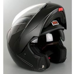 Casco Moto Modulare Origine Riviera Doppia Visiera Nero Opaco Origine