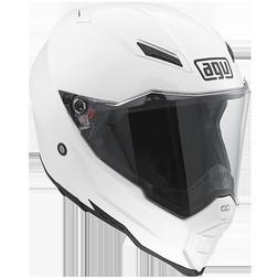 Casco moto off-road Agv AX-8 Evo Naked bianco Agv