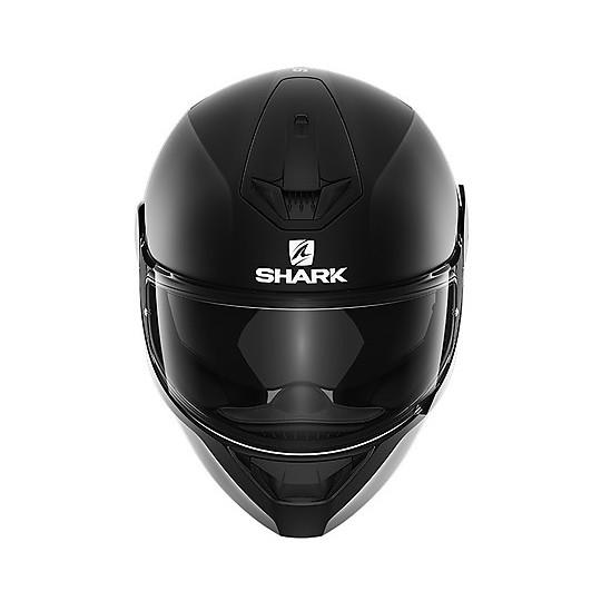 Casque de moto intégral Shark D-SKWAL 2 Blank Matt Black