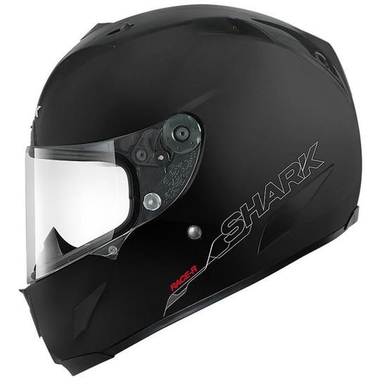 Casque de moto intégral Shark RACE-R PRO Noir mat