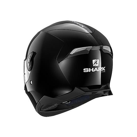 Casque de moto intégral Shark SKWAL 2.2 blanc brillant noir