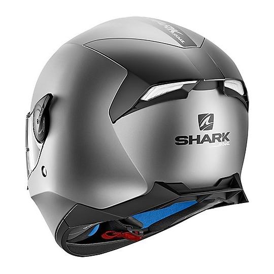Casque de moto intégral Shark SKWAL 2 Blank Anthracite Matt