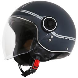 noir mat XL Taille 61/ /62/ Scotland Casque Moto Cross