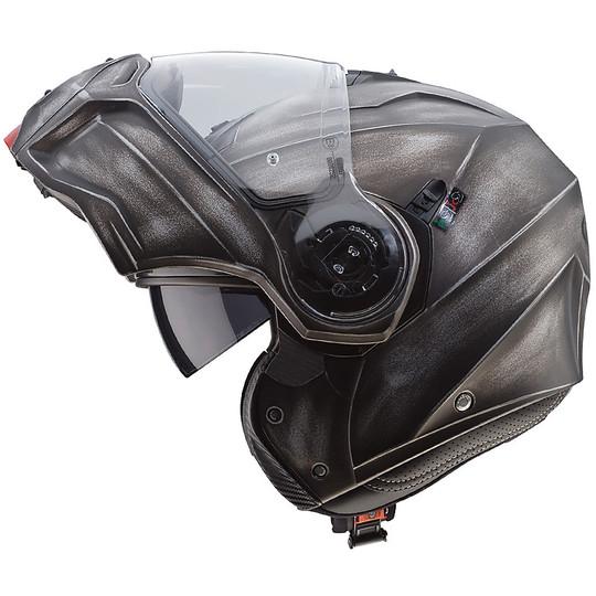 Casque de moto modulaire Caberg Droid IRON