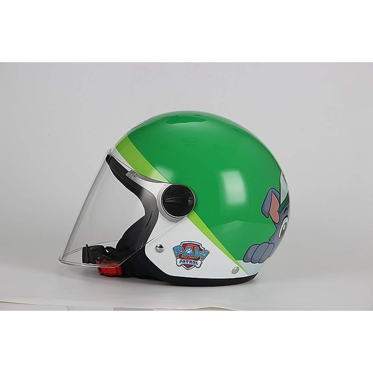 Casque de moto pour enfants Jet BHR 713 Nickelodeon ROCKY
