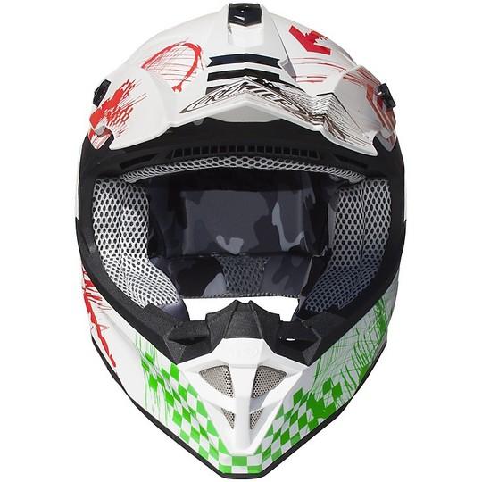 Casque de moto Premier Cross Enduro EXIGE 2017 RX8