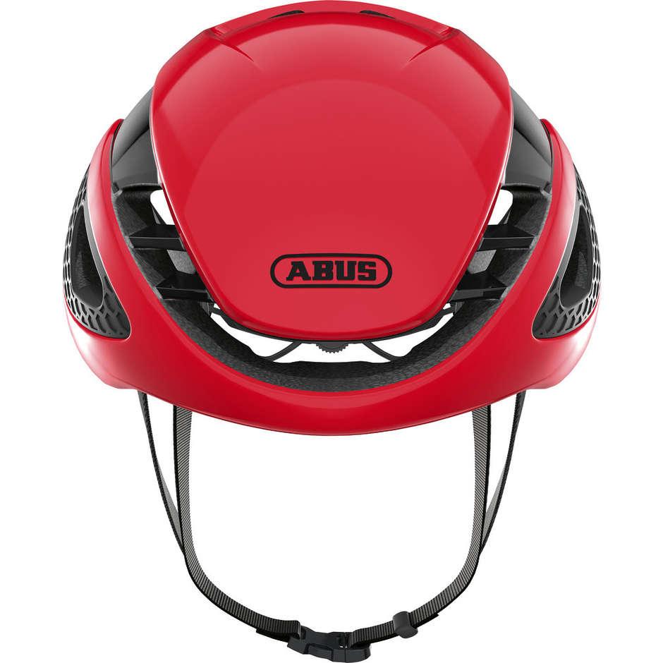 Casque de vélo Abus Game Changer Professional Blaze Rouge