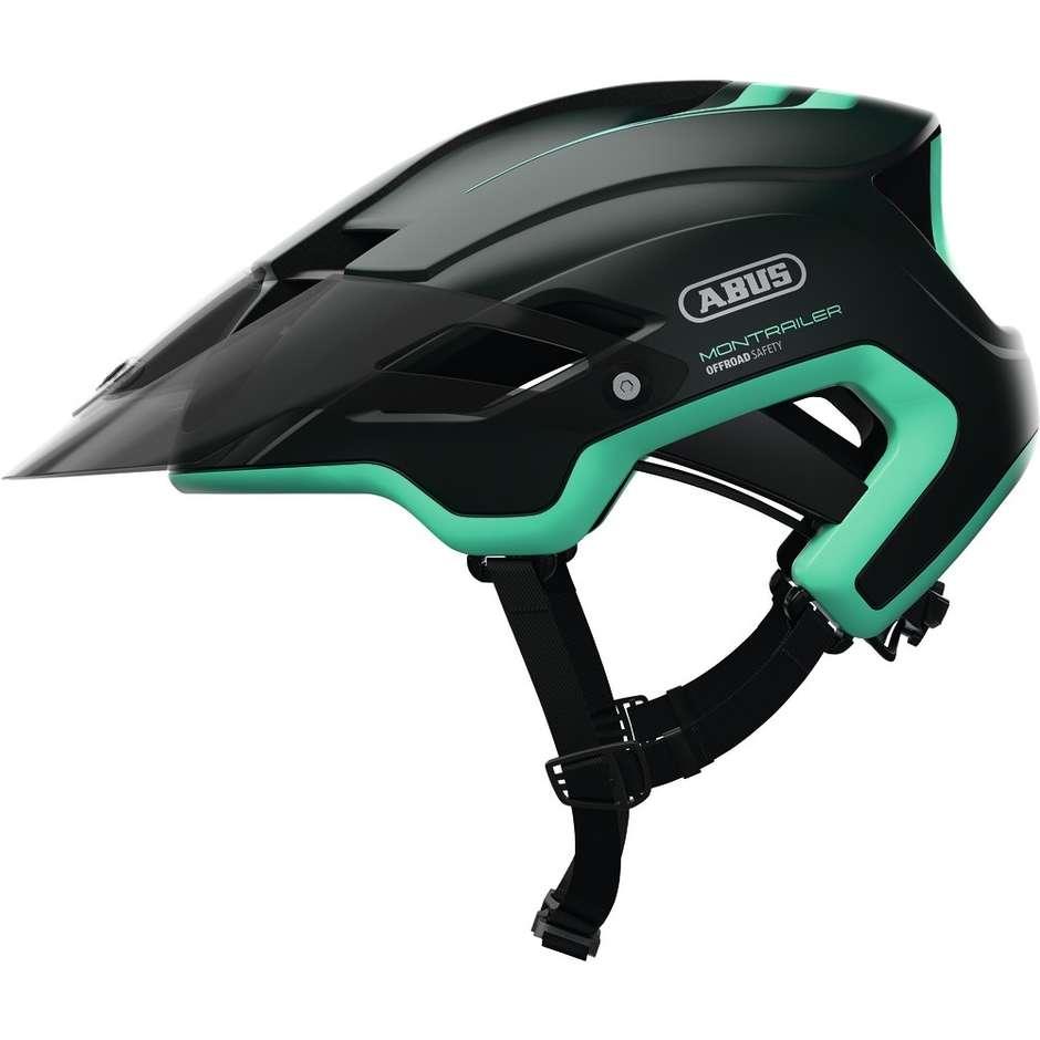 Casque de vélo Abus Mtb eBike Montrailer Vert