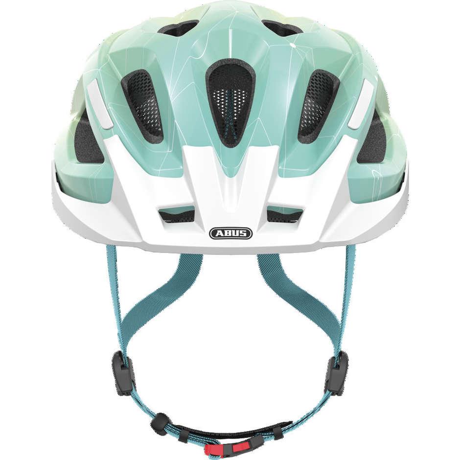 Casque de vélo Abus Sportivo Aduro 2.0 Blue Art