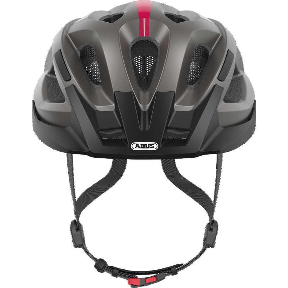 Casque de vélo Abus Sportivo Aduro 2.0 Concrete Grey