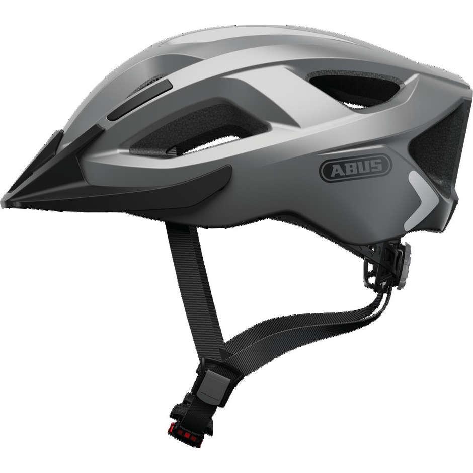 Casque de vélo Abus Sportivo Aduro 2.0 Glare Silver